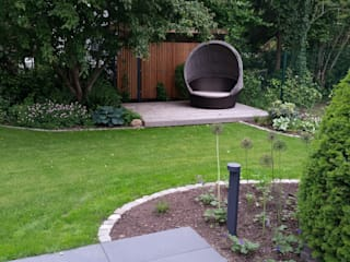 Taman Modern Oleh Irene Alberts Landschaftsarchitektin Modern
