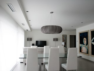 HOUSE RESTYLING: Comedores de estilo  de CONSTRUCTIVA GLOBAL