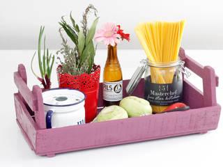 christian hacker fotodesign Dining roomAccessories & decoration Kayu Buatan Purple/Violet