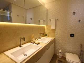 Modern bathroom by Oleari Arquitetura e Interiores Modern