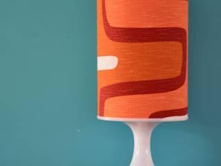 70er Tischlampe Jolanda: ausgefallene Wohnzimmer von Tuchfühlung