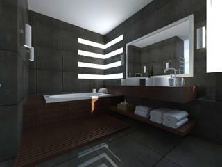 Modern bathroom by IDEA Studio Arquitectura Modern