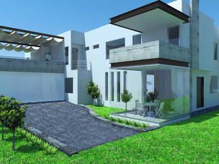 Modern home by JRK Diseño - Studio Arquitectura Modern