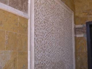 Rustic style walls & floors by Celebi Yapı Rustic