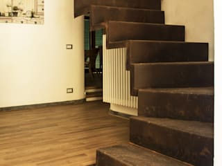 Gang, hal & trappenhuis door LAD studio