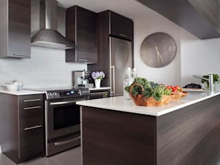 Modern kitchen by ANNA DUVAL Modern