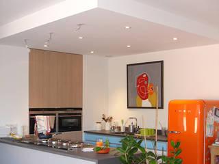 CVA ARCHITECTE Modern kitchen Wood-Plastic Composite