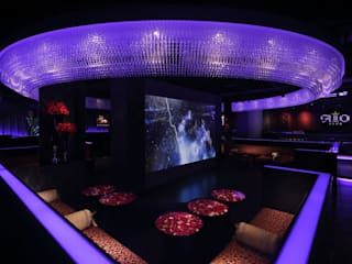 Eclectic style bars & clubs by mousetrap Eclectic