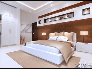 Cuartos de estilo moderno de stanzza Moderno