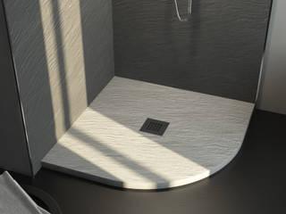 Minimalistische badkamers van plasma Minimalistisch