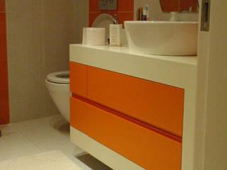 STİLART MOBİLYA DEKORASYON İMALAT.İNŞAAT TAAH. SAN.VE TİC.LTD.ŞTİ. Modern bathroom