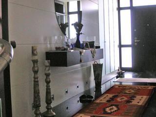 Moderne gangen, hallen & trappenhuizen van STİLART MOBİLYA DEKORASYON İMALAT.İNŞAAT TAAH. SAN.VE TİC.LTD.ŞTİ. Modern