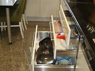 STİLART MOBİLYA DEKORASYON İMALAT.İNŞAAT TAAH. SAN.VE TİC.LTD.ŞTİ. Modern kitchen