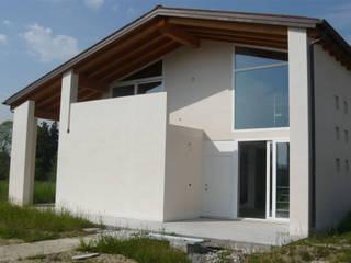 residenza ad Abano terme Case moderne di studi di progettazione riuniti Moderno