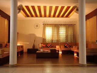 Salas de estilo moderno de stanzza Moderno