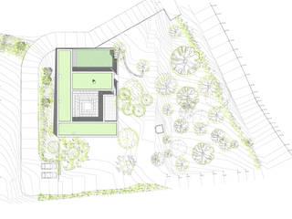 Maison Luynes:  de style  par Atelier-Calas