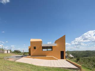 Joana França Casas modernas Amarillo