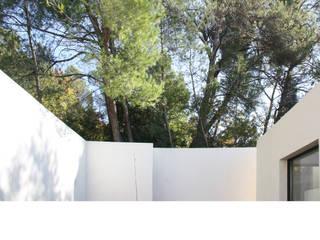 Maison Luynes Maisons modernes par Atelier-Calas Moderne