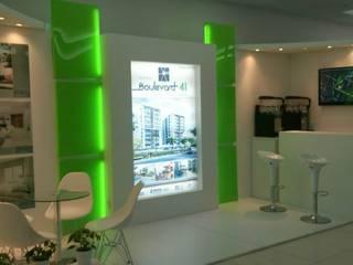 Boulevard 41: Estudios y despachos de estilo  por Oleb Arquitectura & Interiorismo