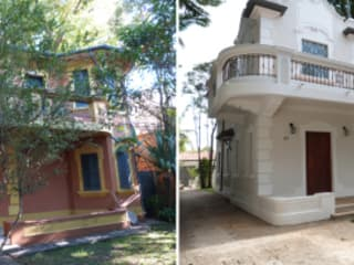 Casa Jardim Paulistano:   por Bel e Tef Atelier da Reforma