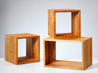 Regalsystem CUBELINE von DOMANI INTERIOR. Möbel. Art. aus Freiburg Minimalistisch