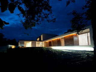 Maisons minimalistes par mioconcept Minimaliste
