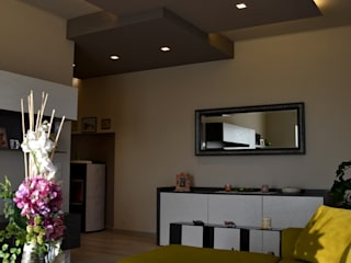 Residenda BG:  in stile  di Studio Architettura Tre A