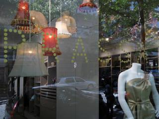 Vítor Leal Barros Architecture Negozi & Locali commerciali moderni