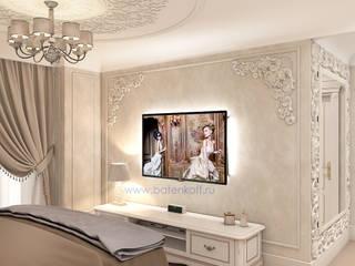 Klasik Yatak Odası homify Klasik Kireçtaşı