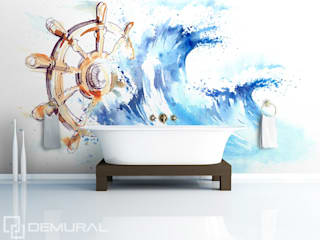 Demural.pl Modern style bathrooms