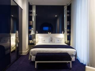 HOTEL PORTUGAL Hotéis modernos por JRBOTAS Design & Home Concept Moderno