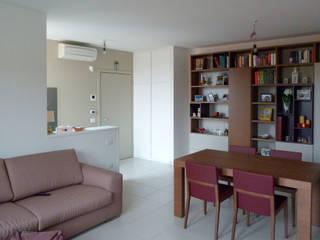 Salas de estilo moderno de STEFANIA ARREDA Moderno