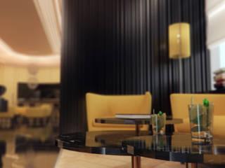 Vítor Leal Barros Architecture Bar & Club moderni