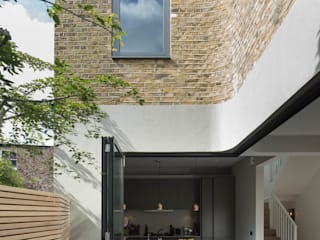 Brackenbury House Neil Dusheiko Architects สวน