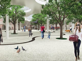 Vítor Leal Barros Architecture Case moderne