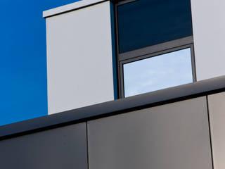 House WR Niko Wauters architecten bvba Minimalist house