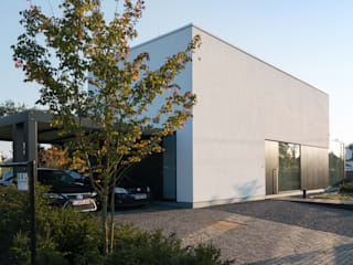 House WR Niko Wauters architecten bvba Minimalist house