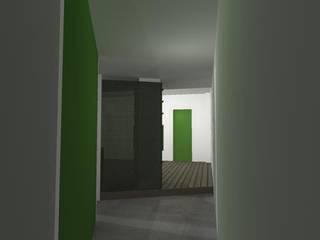 Green Mood Bureau69 d'Architettura Soggiorno moderno