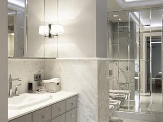 Classic style bathroom by Katarzyna Kraszewska Architektura Wnętrz Classic