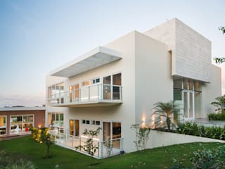 CASA DE CAMPO 600,00 M2: Casas  por arqMULTI,Minimalista
