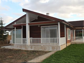 Kuloğlu Orman Ürünleri Country style houses