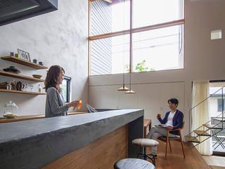 Cocinas de estilo ecléctico de nobuyoshi hayashi Ecléctico