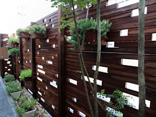 三本松でONな庭 - 写真11: 平山庭店が手掛けた庭です。