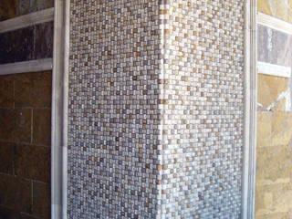 Tường & sàn phong cách mộc mạc bởi Celebi Yapı Mộc mạc