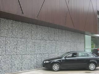 Pusat Perbelanjaan Modern Oleh Celebi Yapı Modern