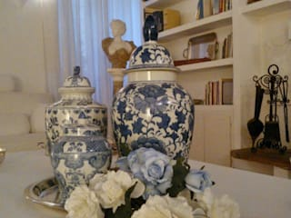 Loredana Vingelli Home Decor Living roomAccessories & decoration Porcelain Blue