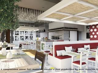 Project Italian restaurant_ Dubai di Studio di Architettura