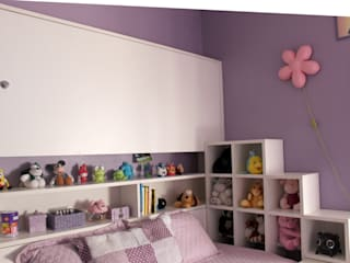 Modern nursery/kids room by Camila Cortez Modern