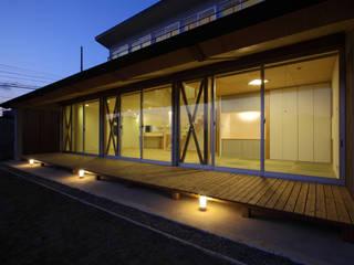ちはら台の家 モダンな 家 の アトリエ24一級建築士事務所 モダン