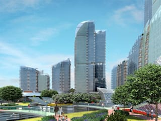 CCT INVESTMENTS – CCT 145 Project in Maslak:  tarz Evler,
